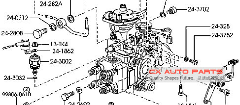 Automotiveparts on delphi fuel pump wiring diagram